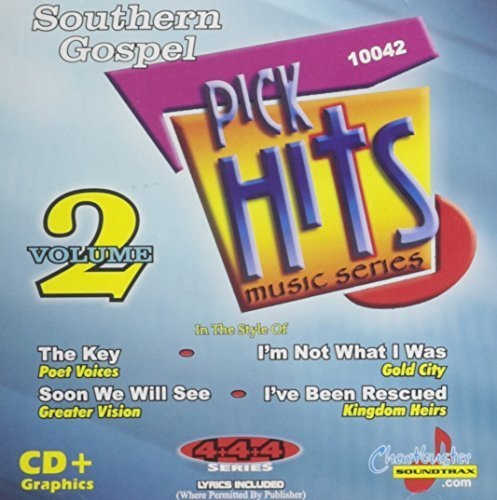 Southern Gospel Pick - Karaoke: Southern Gospel Pick Hits 2 by Various Artists