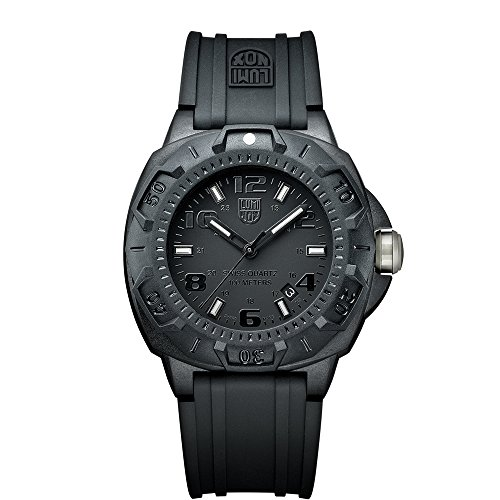 Luminox Men's A.0201.BO  Black Carbon-Reinforced Watch