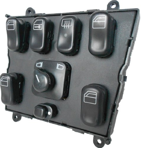 Mercedes Benz ML320 Master Power Window Switch - Free Australia Within Shipping