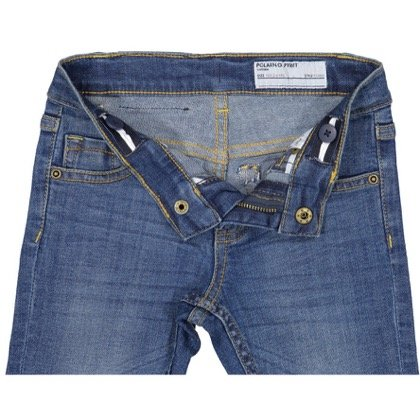 Polarn O Pyret Slim Stretch 5 Pocket Jeans 2-6YRS
