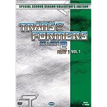 Transformers Season 2 Part 1, Vol. 1
