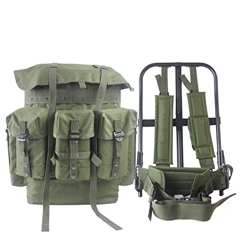 large alice pack with frame - 4