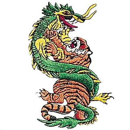 Shio harimau dan naga