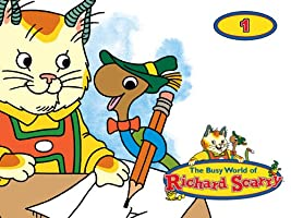 The Busy World Of Richard Scarry - Season 1