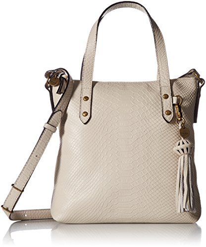 The Sak Collective Sophie Crossbody Satchel Cross Body, Stone Exotic by The Sak