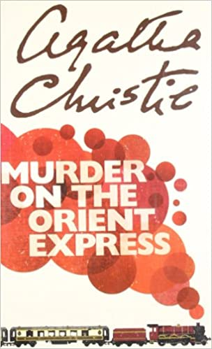 Image result for murder on the orient express book