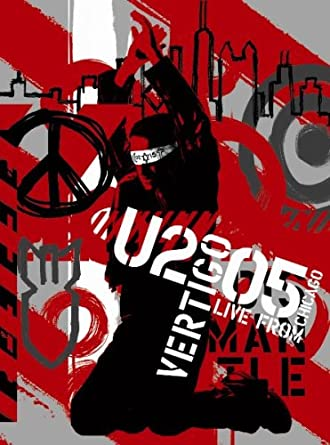 U2『Vertigo//2005: Live From Chicago』