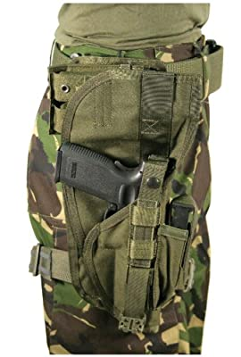 BLACKHAWK!® Special Operations Holster Right - hand