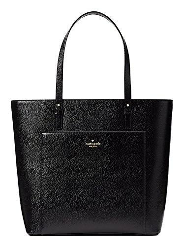 - Kate Spade Grand Street Sadie Tech Tote Bag (black)