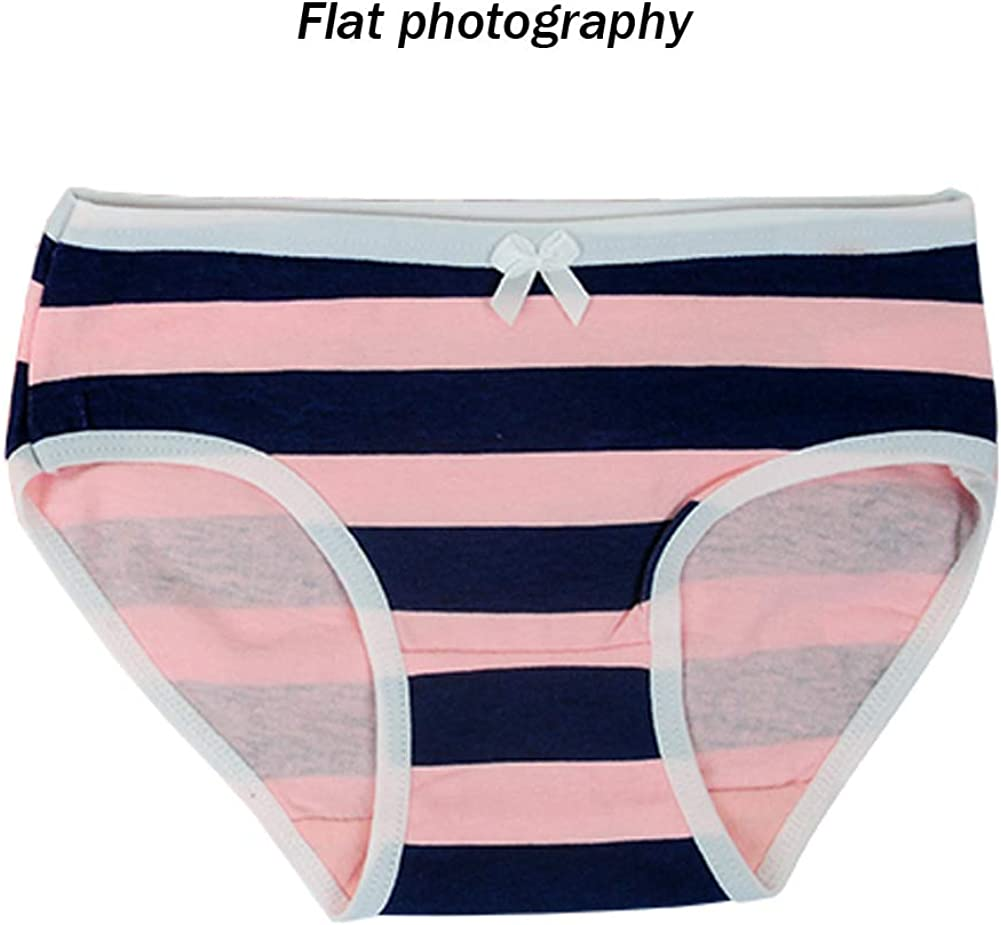 Closecret Toddler Soft Cotton Underwear Baby Panties Girls 12-Pack Assorted Briefs