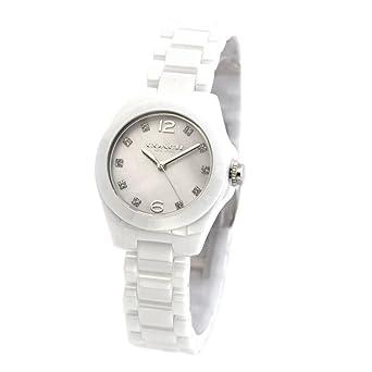 e31f34bef1 [コーチ] COACH 腕時計 Tristen Mini Ceramic Bracelet (トリステン ミニ セラミック) 14502154  レディース