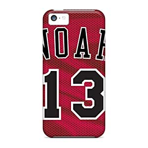 New Style Cases Covers QMz4542aIvw Chicago Bulls Compatible With Iphone 5c Protection Cases