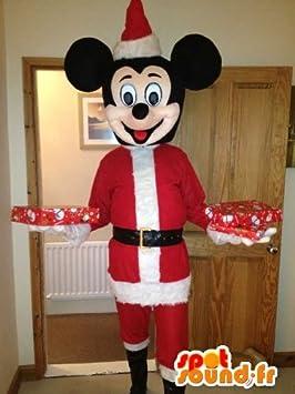 Mascota SpotSound Amazon personalizable Mickey vestido como Papá ...