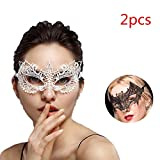 Women's Sexy Masks Lace Mask Sexy Masquerade Venetian Halloween Party Evening Prom Decorations