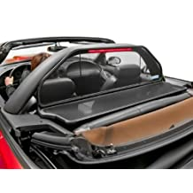Mustang Convertible 1994 to 2004 Love The Drive™ Wind Deflector compatible with a Light Bar Wind Deflectors are known also as: Wind Screen, Windscreen, Windstop and Wind Blocker