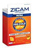 Zicam Ultra Cold Remedy Lozenges, Honey Lemon, 27 Count
