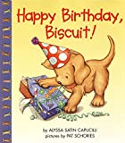 Happy Birthday, Biscuit!, Alyssa Satin Capucilli, 0060283610