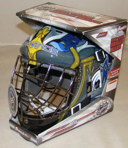 NHL Los Angeles Kings SX Comp GFM 100 Goalie Face Mask ()
