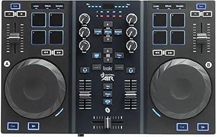 Hercules 4780722 - Controlador de DJ, color negro: Amazon.es: Instrumentos musicales