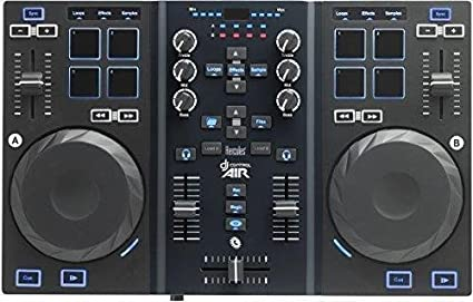 Hercules DJ Controller with