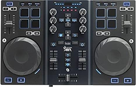Review Hercules DJ Controller with