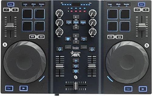 72 opinioni per Hercules DJ CONTROL AIR Controller Midi USB, Nero