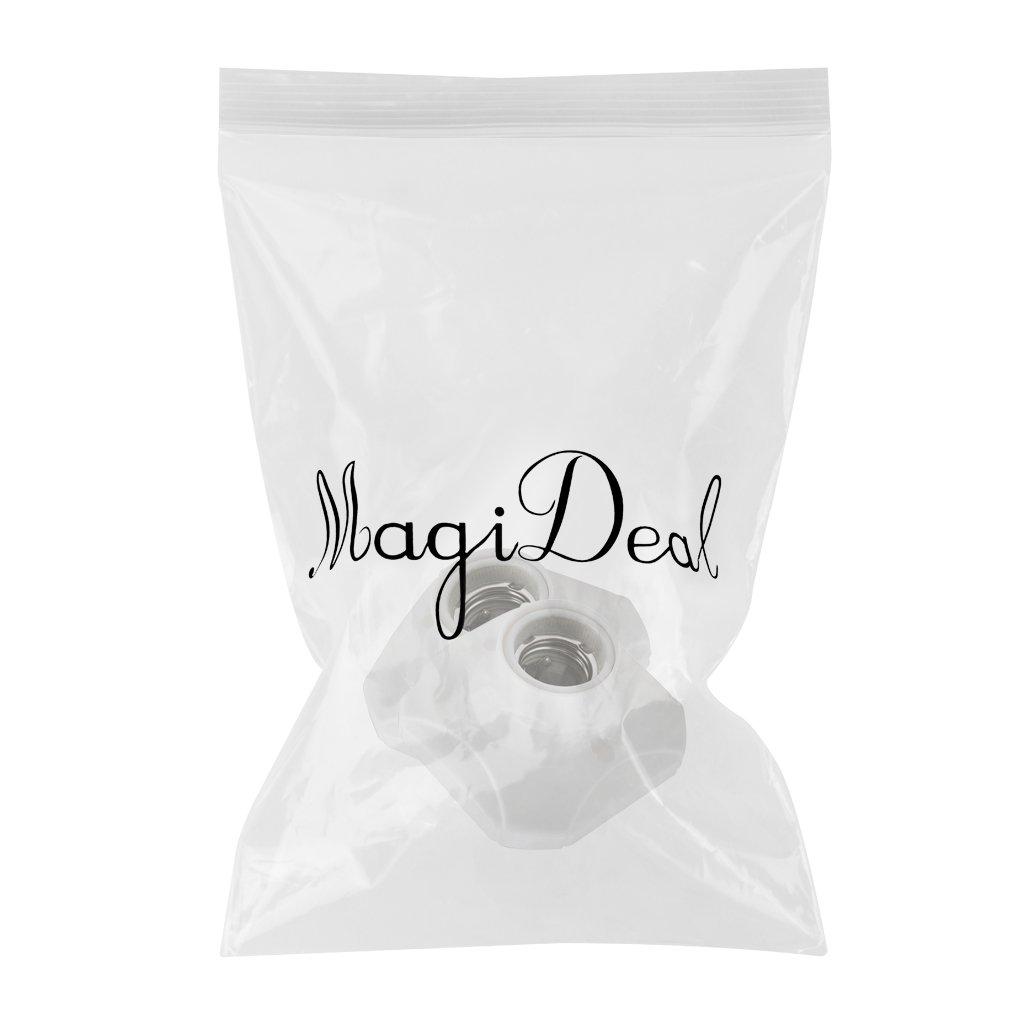 MagiDeal 2pcs E27 Douille dAmpoule en C/éramique Support Base pour Lampe