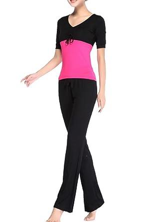 Gladiolus Mujer Pantalones De Deportivos De Yoga Y Camisetas ...