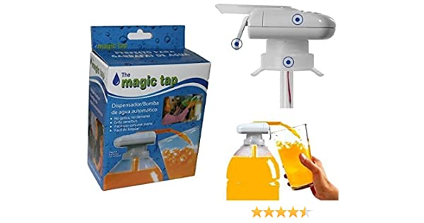 Compra Dispensador de bebidas bomba de agua automático magic tap en Amazon.es