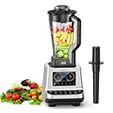 Best Blenders Smoothies Heavy Duties - 1600W Commercial Countertop Blender - Elechomes High Speed Review