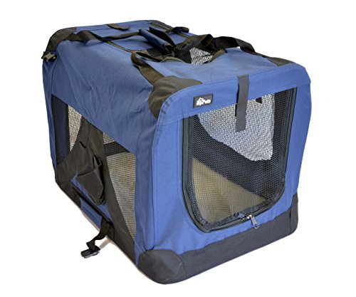 (topPets Portable Soft Pet Carrier - Medium: 24