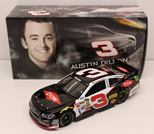 Lionel Racing Austin Dillon #3 Dow 2015 Chevy SS 1:24 Scale ARC HOTO Official NASCAR Diecast Car by Lionel Racing