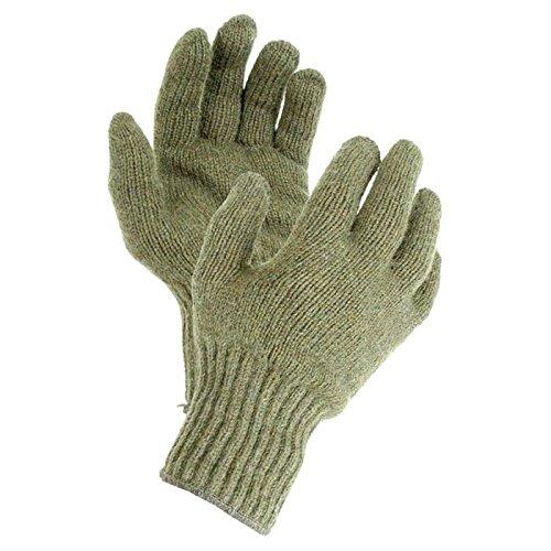 Newberry Knitting Wool Glove Liner Lg