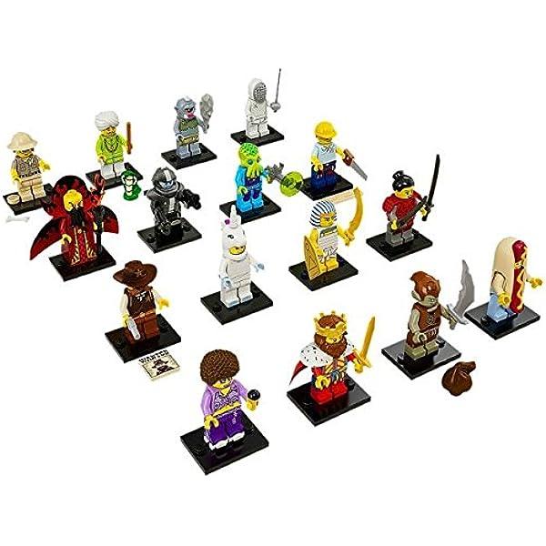 LEGO SAMURAI GIRL # 12  MINIFIGURE SERIES 13
