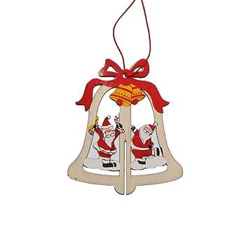 Weihnachtsbaum Comic.Christbaumschmuck Holz Weihnachtsbaum Anhänger Dekoration Kaiki