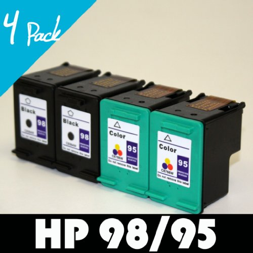 Remanufactured Replacement HP 95 98
