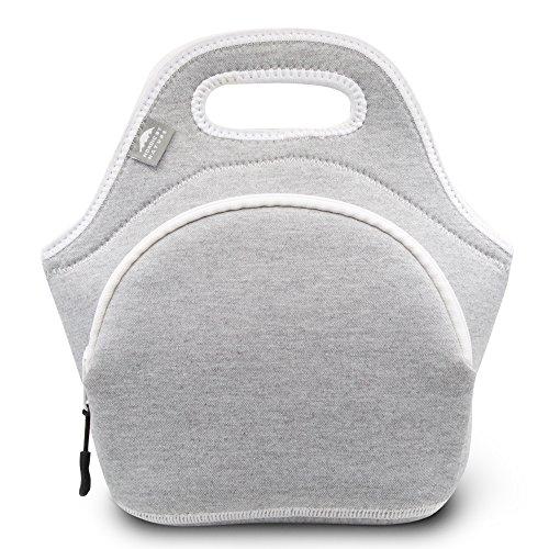 Neoprene Lunch Bag For Women, Men & Kids (12