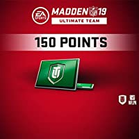 MADDEN NFL 19: MADDEN NFL 19 - MUT 150 MADDEN POINTS PACK (IN-GAME) - PS4 [Digital Code]