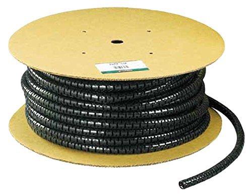 lit Harness Wrap, Black, 100-Feet by Panduit ()