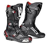 Sidi Mag-1 Motorcycle Boots Black US10/EU44 (More Size Options)