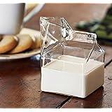 Witty Novelty Milk Carton Creamer