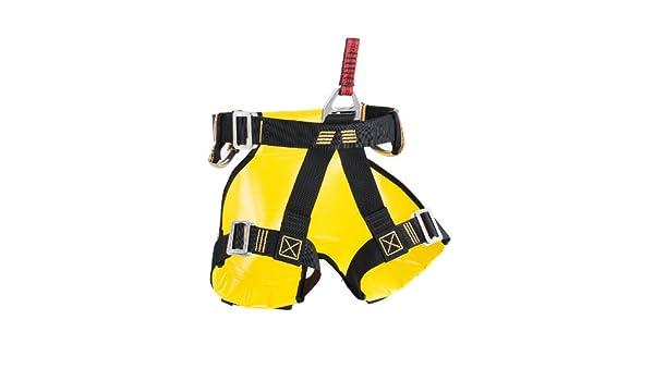 Edelrid Niagara - Arnés de barranquismo - amarillo/negro 2014 ...