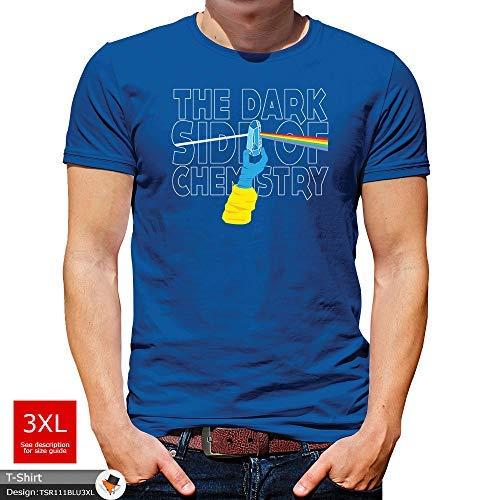 Lord Fox - de Hombre The Lado Oscuro Química Geek Ciencia Amigo Invisible Diversión Novedad Casual Manga Corta Camiseta: Amazon.es: Ropa y accesorios