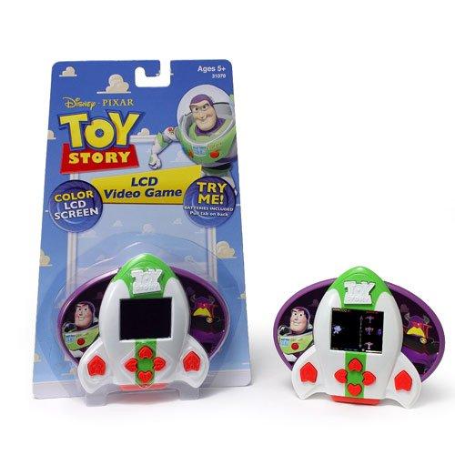 (Disney Pixar Toy Story Zurg Attacks LCD Video)