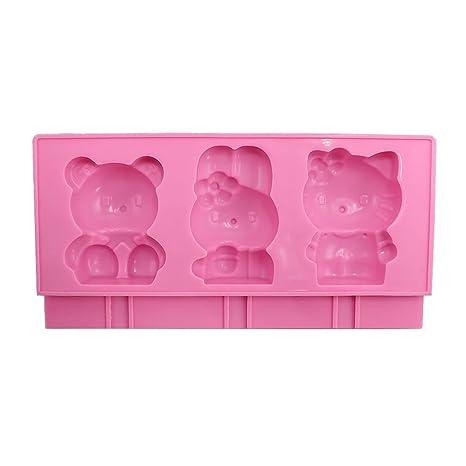 Amazon.com: Moldes para helados Lollipop, molde para hacer ...