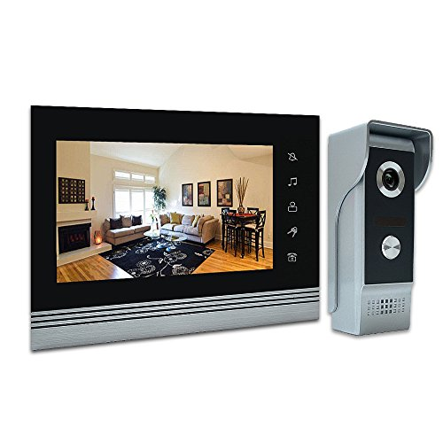 AMOCAM Video Intercom Systems, Upgrade Aluminum Alloy/Acrylic