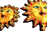 Set of Summer Suns! - Ceramic Suns Hand Painted In Spain