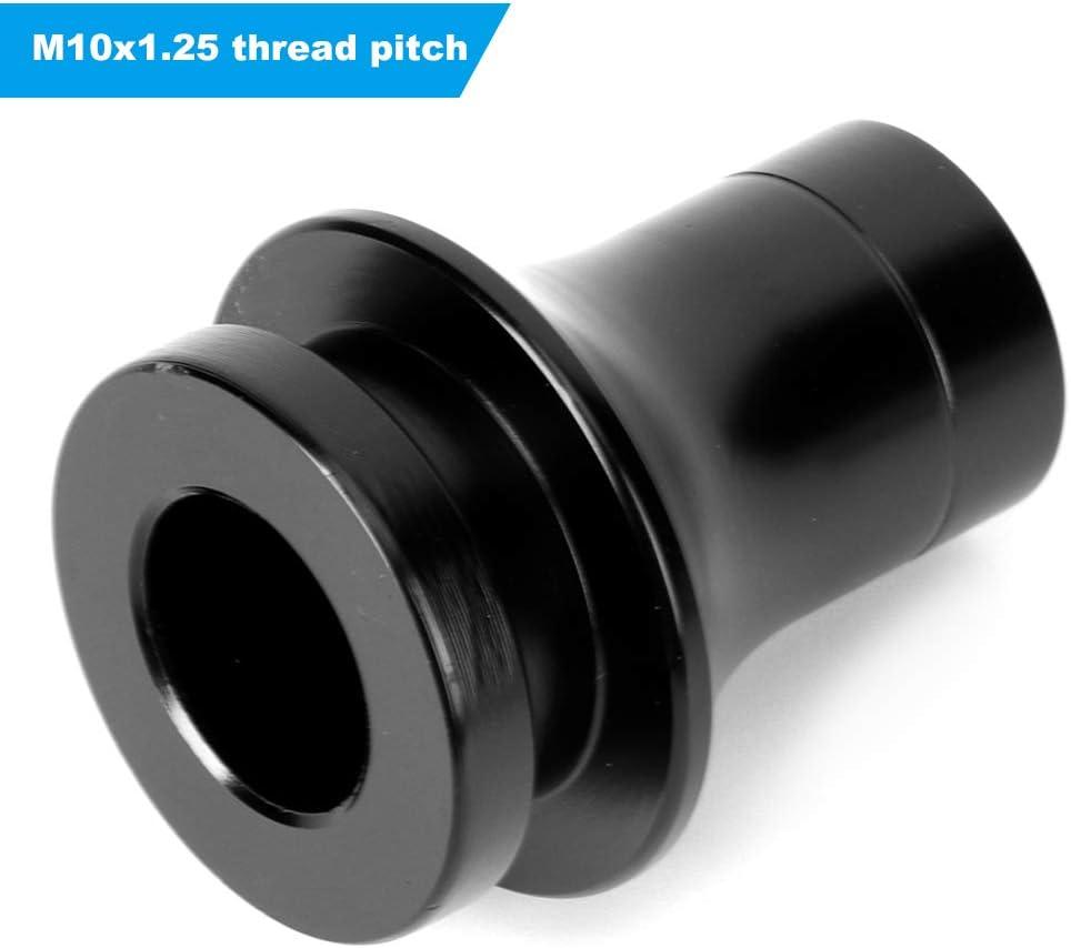 Gorgeri Shift Knob Boot Adapter Auto Gear Shift Knob Boot Halterungsmutter Adapter M10x1.25 Gewinde