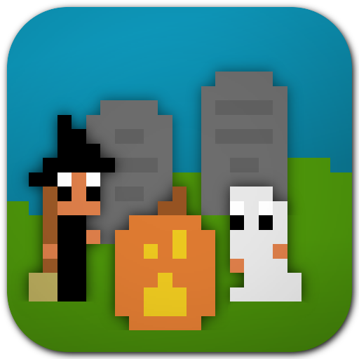 Candy, Please! (Free) (Halloween Trick Or Treating Games)