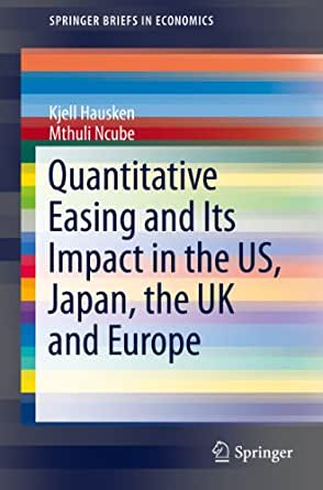 Get Quantitative Easing and Its Impact in the US, Japan, the UK PDF